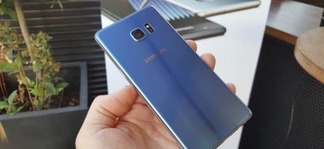 Samsung Galaxy Note 7R : un lancement prochainement à un tarif moitié moins cher que le Note 7