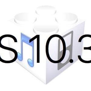 L'iOS 10.3.2 est disponible au téléchargement [liens directs]