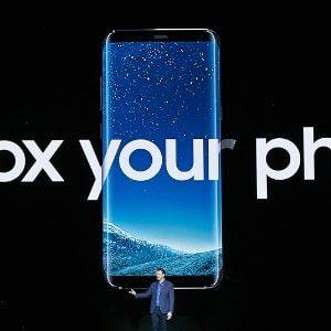 """Le Samsung Galaxy Note 8 pourrait être équipé d'un écran de 6,3"""""""
