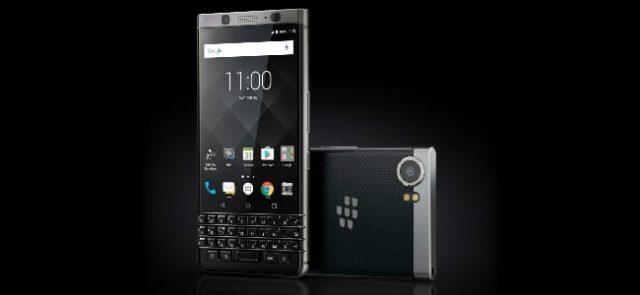 BlackBerry KEYone : les précommandes rencontrent un grand succès