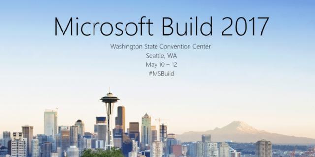 Microsoft Build 2017 : Windows 10 attend la Fall Creators Update
