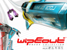 Test du jeu de course futuriste sur PS4, Wipeout Omega Collection