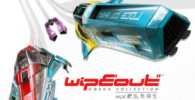 Test du jeu de course futuriste sur PS4, Wipeout Omega Collection