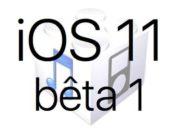 L'iOS 11 bêta 1 est disponible pour les développeurs