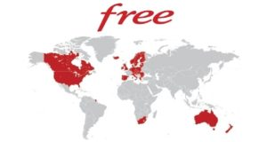 Free gonfle à 25Go par mois le fair-use en roaming depuis 35 pays
