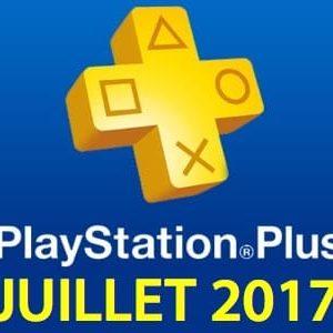 Playstation Plus : les jeux offerts du mois de juillet 2017