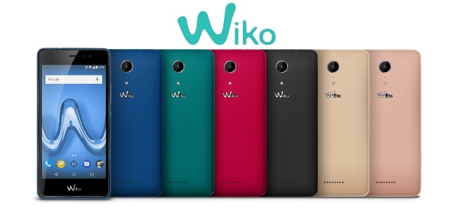 wiko le wiko tommy2 sera disponible le 17 juillet unsimpleclic. Black Bedroom Furniture Sets. Home Design Ideas