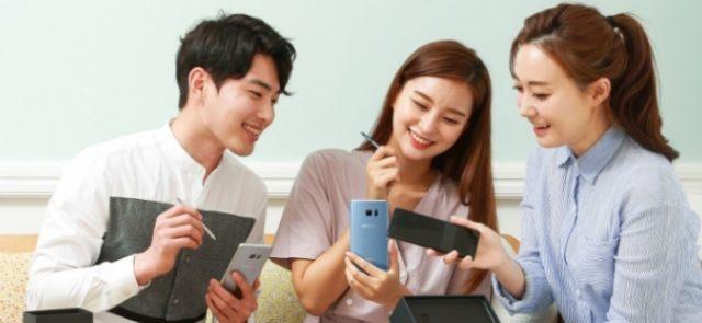 Samsung Galaxy Note FE : le Galaxy Note 7 renaît de ses cendres