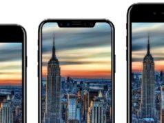 Apple : pas de lecteur d'empreintes sous l'écran de l'iPhone 8