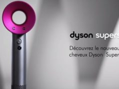 Test du sèche-cheveux Dyson Supersonic