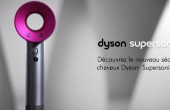 Test du sèche-cheveux Dyson Supersonic