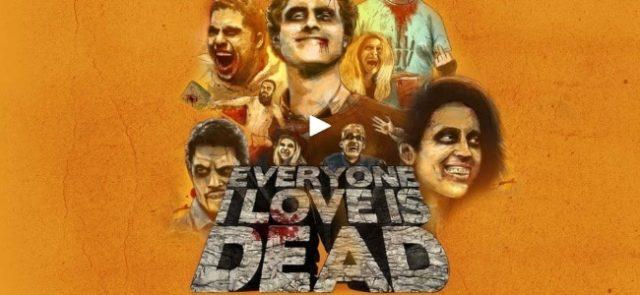 Blackpills : dansEveryone I Love Is Dead, le zombie est l'espèce dominante
