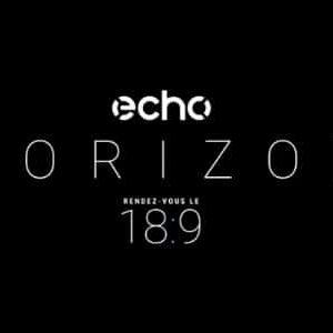 Echo Horizon : un smartphone borderless avec double capteur photo