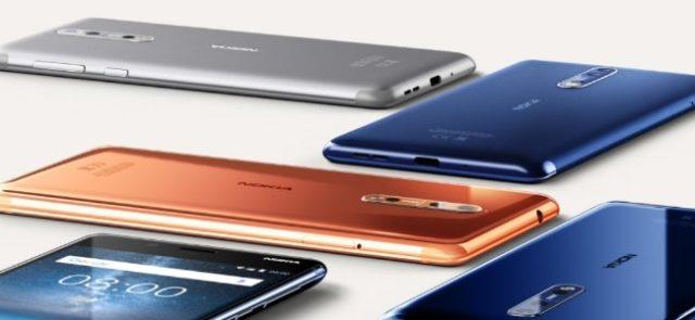 Retour sur la présentation du Nokia 8