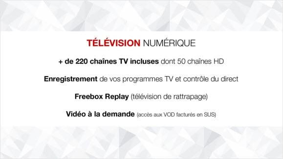 #Free brade son forfait Freebox Crystal à 1,99€/mois sur vente-privee.com