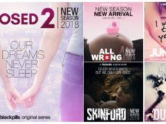 Blackpills confirme une saison 2 en 2018 pour plusieurs séries