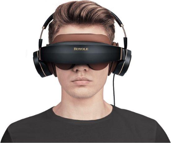 #IFA2017 : Royole présente son cinéma mobile virtuel 3D