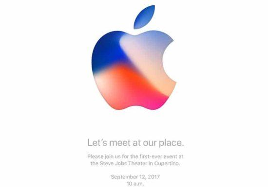 Apple tiendra sa prochaine keynote le 12 septembre prochain