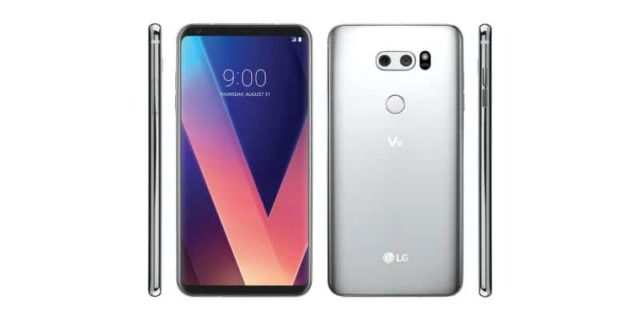 #IFA2017 : LG officialise le LG V30
