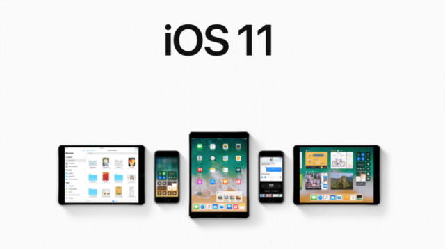 L'iOS 11 sortira officiellement le 19 septembre