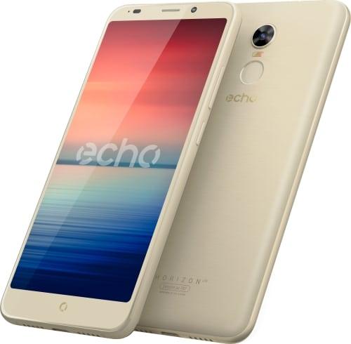 Echo Mobiles a dévoilé 2 smartphones : Echo Horizon et Echo Horizon Lite