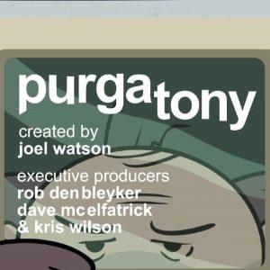 Purgatony : la 1ère série d'animation disponible sur Blackpills