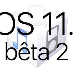 L'iOS 11.1 bêta 2 est disponible pour les développeurs