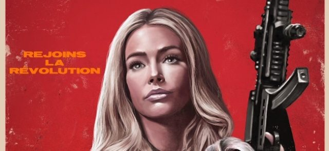 Denise Richards arrive sur Blackpills le 16 octobre avec la série A Girl Is A Gun