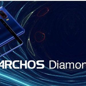Archos dévoile son smartphone haut de gamme Diamond Omega