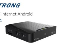 Test de la box Android IPTV Strong SRT 2021