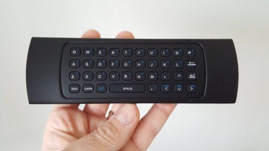 Test de la box Android IPTV Strong SRT 2021