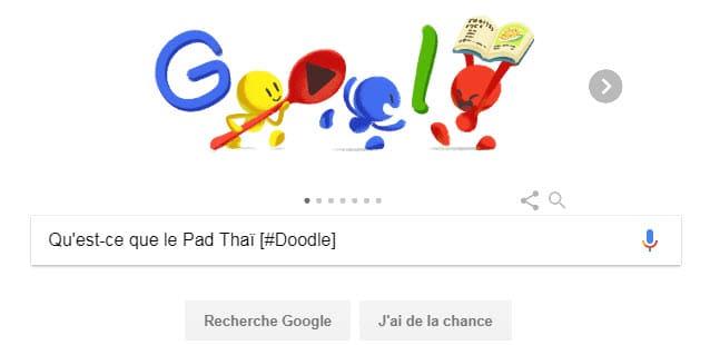 Qu'est-ce que le Pad Thaï [#Doodle]
