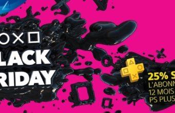 #BlackFriday : Sony a lancé ses offres en avant-première pour ses abonnés PS Plus