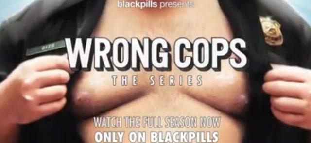 La comédie Wrong Cops avec Mark Burnham, Marylin Manson et Eric Judor débarque sur Blackpills