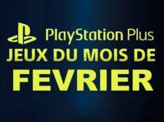 Playstation Plus : les jeux offerts du mois de février 2018