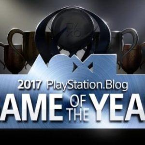 PlayStation Blog dévoile les meilleurs jeux PS4 de l'année 2017
