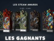Le résultat des Steam Awards 2017 [Best Of]