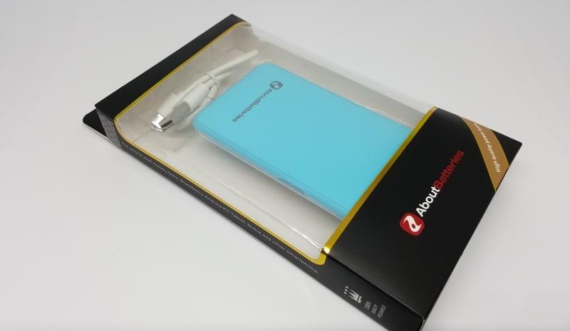 test de la batterie externe powerbank d 39 about batteries unsimpleclic. Black Bedroom Furniture Sets. Home Design Ideas