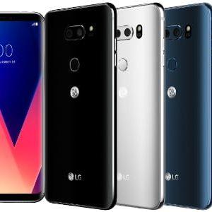 MWC2018 - LG présente les LG V30S et LG V30S+ ThinQ