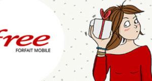 Le forfait Free Mobile 100Go est à 0,99€/mois pendant 1 an sur vente-privee.com