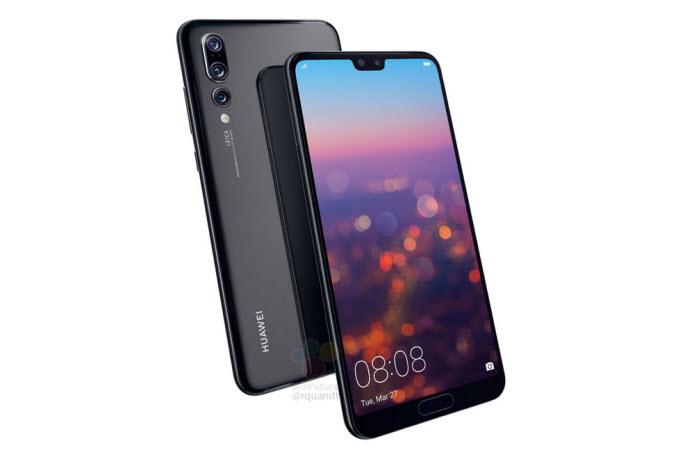 Les Huawei P20 et P20 Pro se dévoilent avant l heure   UnSimpleClic 176532405983