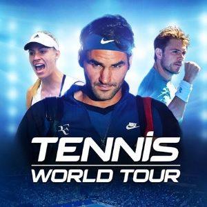 Tennis World Tour : une version Legends Edition et des cadeaux pour les précommandes