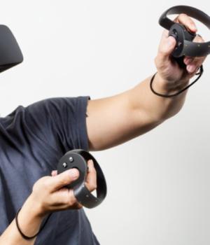 Test : La réalité virtuelle pour parier en ligne