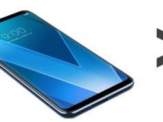 Début mai, LG présentera également un LG V35 ThinQ