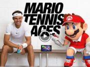 Rafael Nadal affronte Mario dans une bande annonce de Mario Tennis Aces