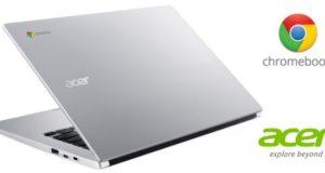 #IFA2018 - Acer présente un nouveau Chromebook haut de gamme, le Chromebook 514