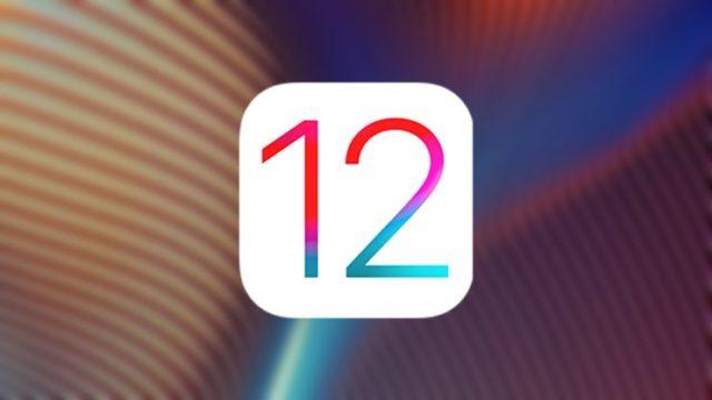 L'iOS 12 sera disponible le 17 septembre 2018