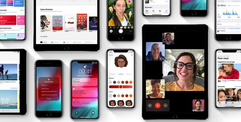L'#iOS 12 est disponible au téléchargement