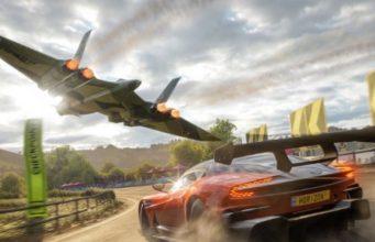 Forza Horizon 4 : James Bond est de retour dans un jeu vidéo