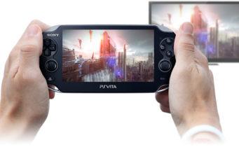 Sony annonce la fin de la production de la PS Vita